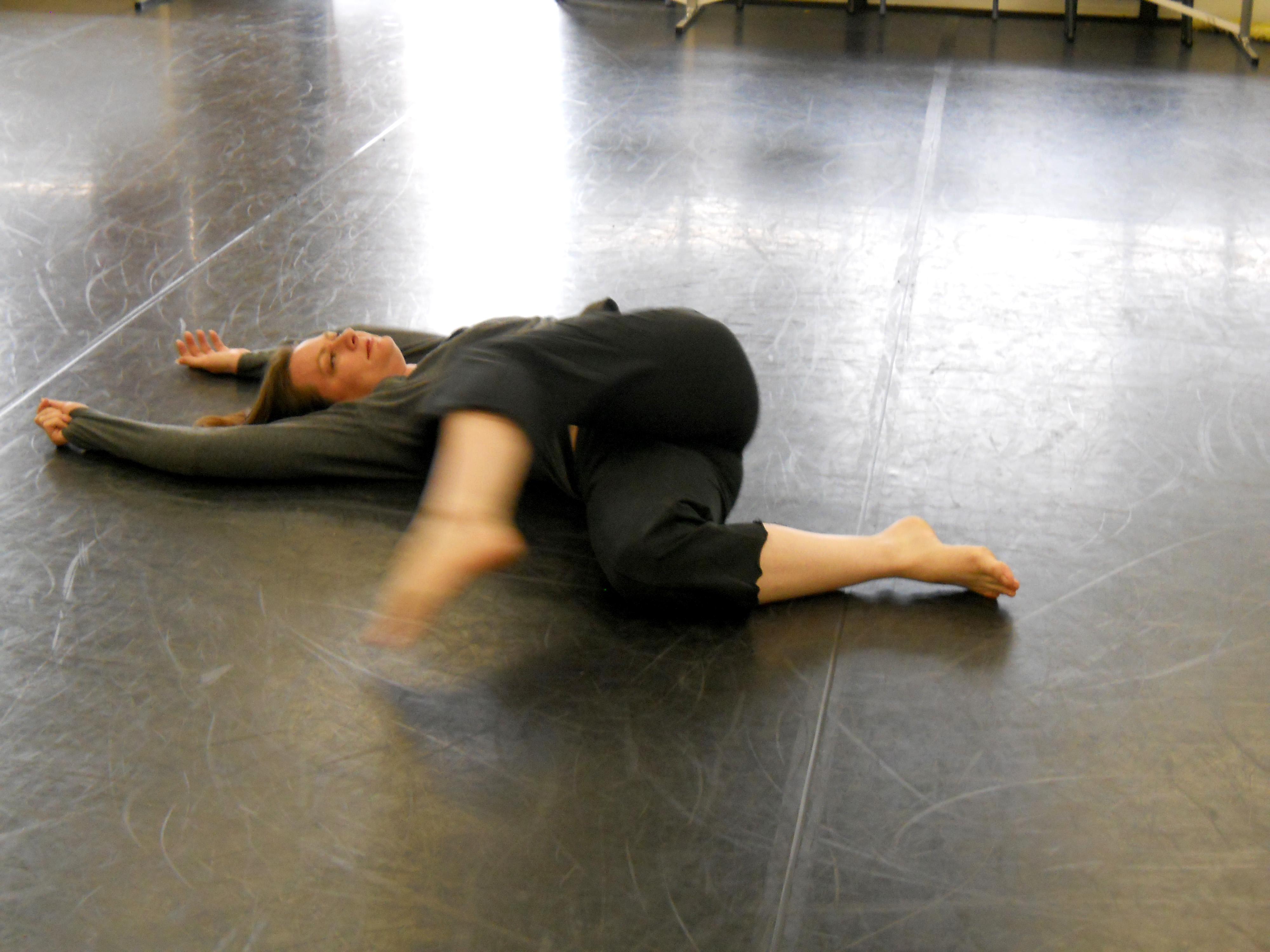 Modern dance moves