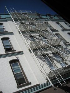 Portland Fire Escape
